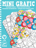Djeco Mini grafic Coloriages floraux (multi) 3070900053809