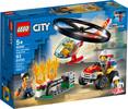 LEGO LEGO 60248 L'intervention de l'hélicoptère des pomp 673419319164
