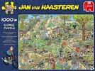Jumbo Casse-tête 1000 Jan van Haasteren - Championnat du monde de cyclo cross 8710126191743