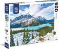 Belvédère jouet Casse-tête 500 Alberta Peyto Lake 061152631702