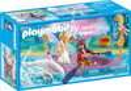 Playmobil Playmobil 70000 Bateau avec couple de fées 4008789700001