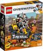 LEGO LEGO 75977 Overwatch Junkrat and Roadhog 673419313711