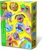 SES creative Cocottes en papier animaux (fr/en) 8710341149208