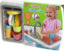 Playgo Toys Playgo évier, service de vaisselle et égouttoir, 2 couverts 191162036003