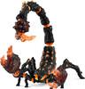 Schleich Schleich 70142 Scorpion de lave 4055744029981