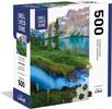 Belvédère jouet Casse-tête 500 Boites Modulaires Alberta 061152631108