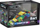 Laser Pegs - briques illuminées Laser Pegs voitures sport 8 en 1 (briques illuminées) 810690021182