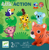 Djeco Little action (fr/en) jeu de défi 3070900085572