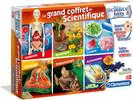 Clementoni Science Le grand coffret du scientifique (fr) 8005125522583