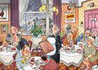 "Jumbo Casse-tête 1000 wasgij retro mystery #04 Spectacle ""live"" 8710126191774"