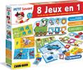 Clementoni Petit savant 8 jeux en 1 (fr) 8005125625437