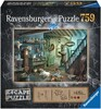 Ravensburger Casse-tête 759 La cave de la terreur, évasion (Escape Puzzles) 4005556164356