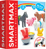 SmartMax SmartMax Mes premiers animaux de la ferme (fr/en) (construction magnétique) 5414301249863