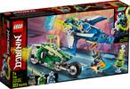 LEGO LEGO 71709 Les bolides de Jay et Lloyd 673419318167