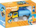 Playmobil Playmobil 9144 Camion citerne pour le sable 4008789091444
