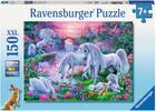 Ravensburger Casse-tête 150 XXL Licornes au coucher de soleil 4005556100217