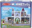 Melissa & Doug Magnetivity château médiéval (jeu magnétique) Melissa & Doug 30662 000772306621