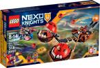LEGO LEGO 70314 Nexo Knights Le chariot du Chaos du Maître des bêtes (jan 2016) 673419245166