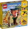 LEGO LEGO 31116 La cabane dans l'arbre du safari 673419336543