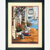 """Dimensions PaintWorks Peinture à numéro Boutique au port 14x20"""" 91450 088677914509"""