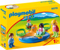 Playmobil Playmobil 9379 1.2.3 Enfants et manège 4008789093790