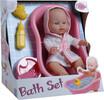 Lissi Poupée bébé bain et accessoires 4006943711061