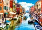 Trefl Casse-tête 2000 île de Murano, Venise, Italie 5900511271102