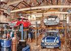 Falcon de luxe Casse-tête 1000 atelier de voitures de rêve 8710126110553