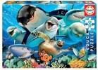Educa Borras Casse-tête 100 pièces - Selfie sous l'eau 8412668180628