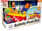 Kiddieland Bateau pirate d'activitiés sons et lumières 661148380753