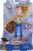 Mattel Histoire de jouets 4 figurine Woody parlant 18cm en français (fr) (Toy Story) 887961768091