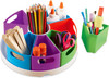 Learning Resources Create-a-Space centre de rangement (Storage Center) (sans matériel de bricolage) 765023038064