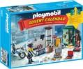 Playmobil Playmobil 9007 Calendrier de l'Avent policier et cambrioleur 4008789090072