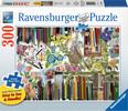 Ravensburger Casse-tête 300 Large Atelier coloriage 4005556135929