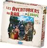 Days of Wonder Les aventuriers du rail - europe - 15e anniversaire 824968202333