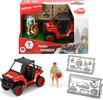 Dickie Toys Ensemble garde forestier quad (Park Ranger) 4006333054617