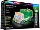 Laser Pegs - briques illuminées Laser Pegs camion à ordures 12 en 1 (briques illuminées) 810690020123