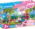 Playmobil Playmobil 70504 Starter Pack Reine et enfant (janvier 2021) 4008789705044