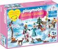Playmobil Playmobil 9008 Calendrier de l'Avent famille royale en patins à glace 4008789090089