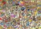 Jumbo Casse-tête 1000 Jan van Haasteren - Le magasin de jouets 8710126190739