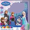 Danawares Corp. Mosaïque babillard la Reine des neiges (Frozen) Anna/Elsa/Kristoff/Olaf 059562393624