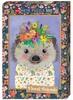 Heye Casse-tête 500 Funny Hedgehog, Floral Friends 4001689299521