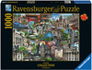 Ravensburger Casse-tête 1000 Mon Montréal, Canada 4005556197378