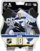 NHL Hockey Figurine LNH 6'' Brayden Schenn - Blues de Saint-Louis (no 10) 672781306888
