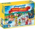 Playmobil Playmobil 9009 Calendrier de l'Avent 1.2.3 Noël à la ferme 4008789090096