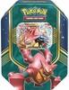 nintendo Pokémon Battle Heart Tin - Volcanion Ex *