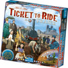 Days of Wonder Aventuriers du rail (fr/en) ext France et Old West 824968721285