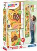 Clementoni Casse-tête 30 mesure moi maison des insectes, mesurer la grandeur des enfants 8005125203345