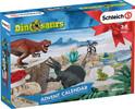 Schleich Schleich 97982 Calendrier de l'Avent dinosaures 4055744030864