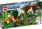LEGO LEGO 21159 Minecraft L'avant-poste des pillards 673419319034